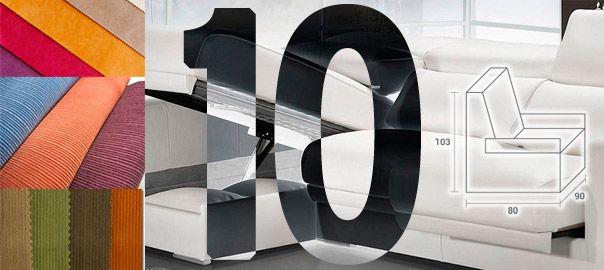 10 claves para elegir el mejor sofá