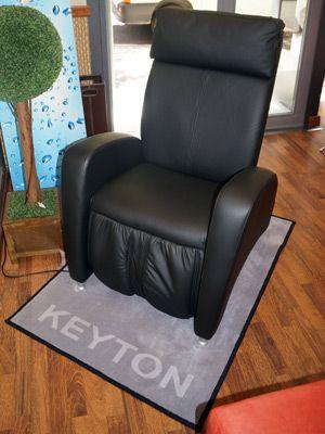 Ejemplo de sillones de masajes Keyton