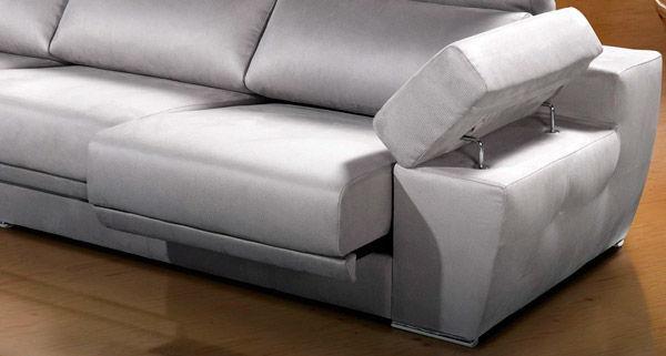 Ejemplo de sofas modulares