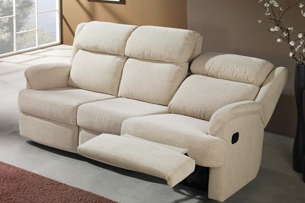 Modelo de sofá relax
