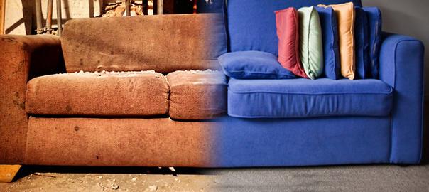 Reinventar sofá a medida