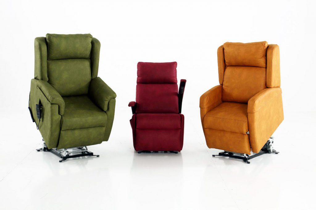 Modelos del sillón levantapersonas