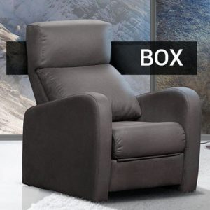 Sillones relax: box