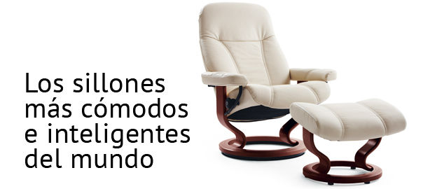 Sillones relax muy diferentes