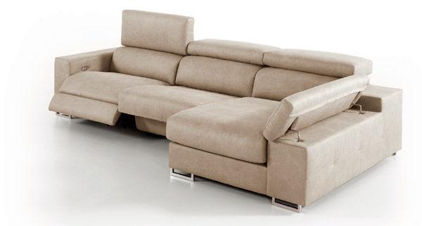 Sofa Leo de perfil