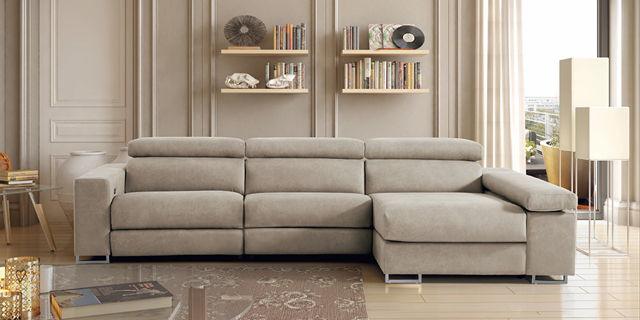 Leo: uno de los sofás a medida de Tapigrama