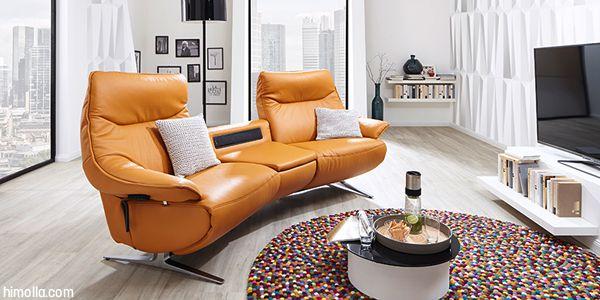 Tipos de sofás relax